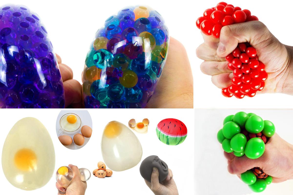 Идеи для самодельных игрушек-антистресс-2