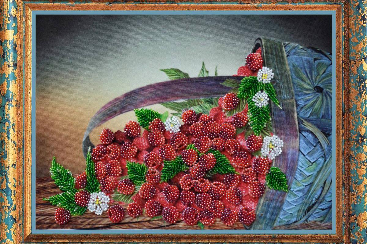 Картина из бисера - искусство доступное каждому-5