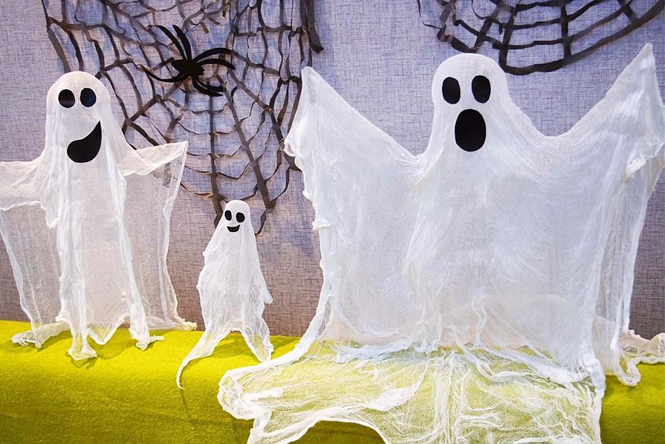 Оригинальные украшения к Хэллоуину-3