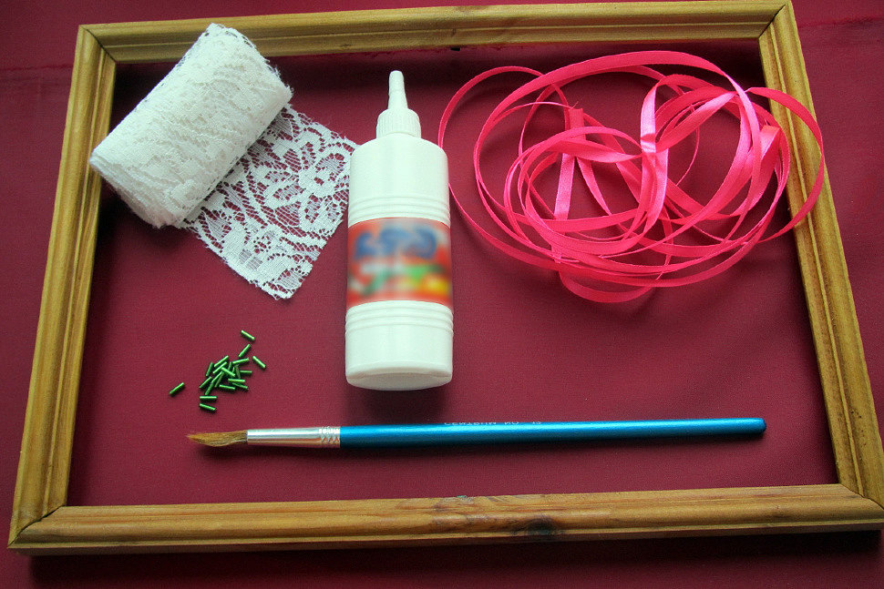 Как сделать фоторамку в домашних условиях