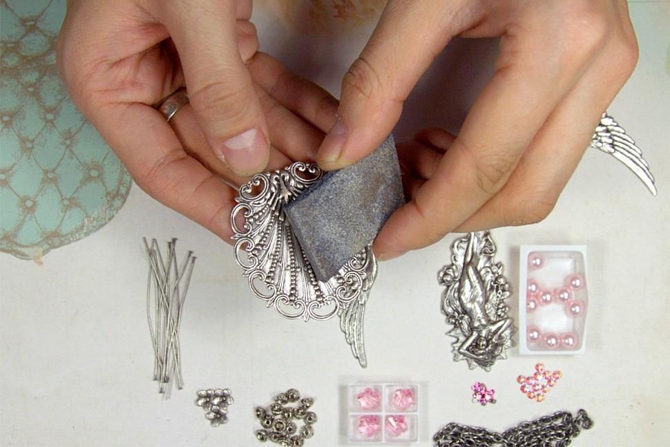 Изготовление винтажной бижутерии