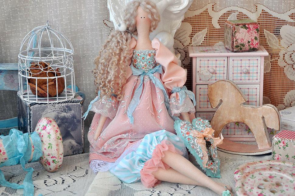 Как сшить интерьерную куклу-5