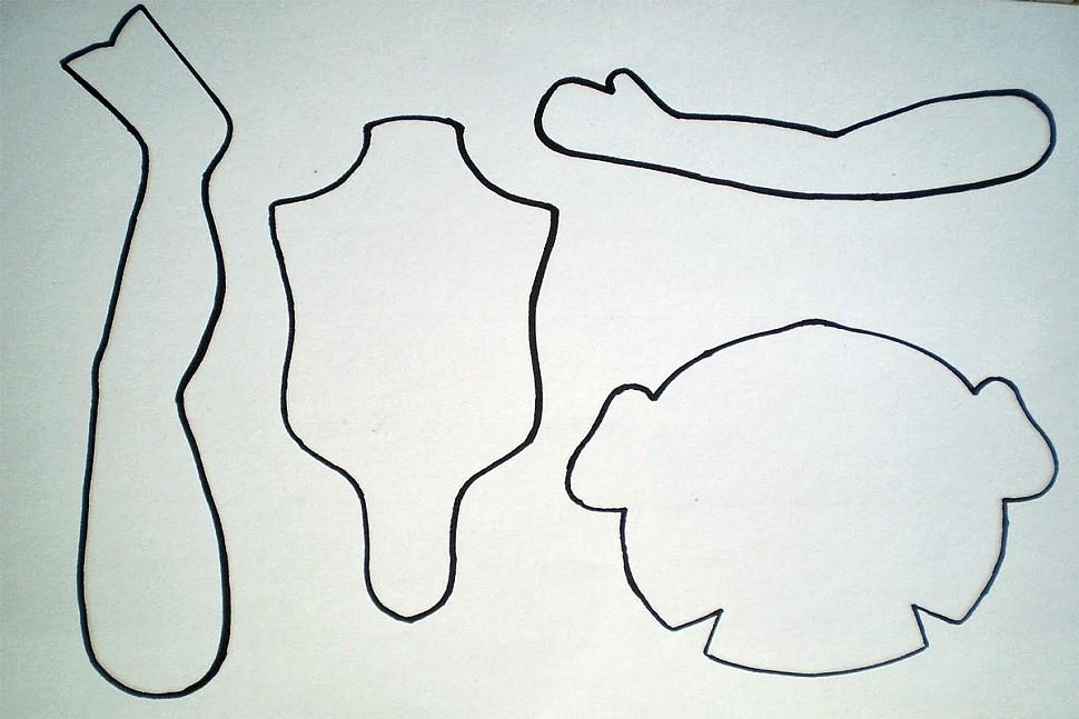 Детские игрушки handmade-2