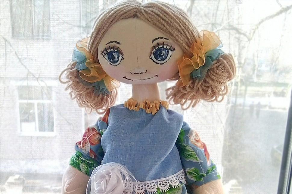 Детские игрушки handmade-3