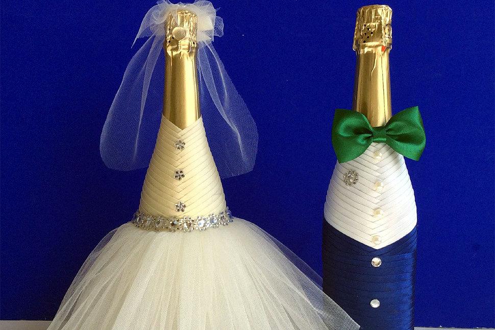 Свадьба в деталях: как сделать стильные украшения своими руками