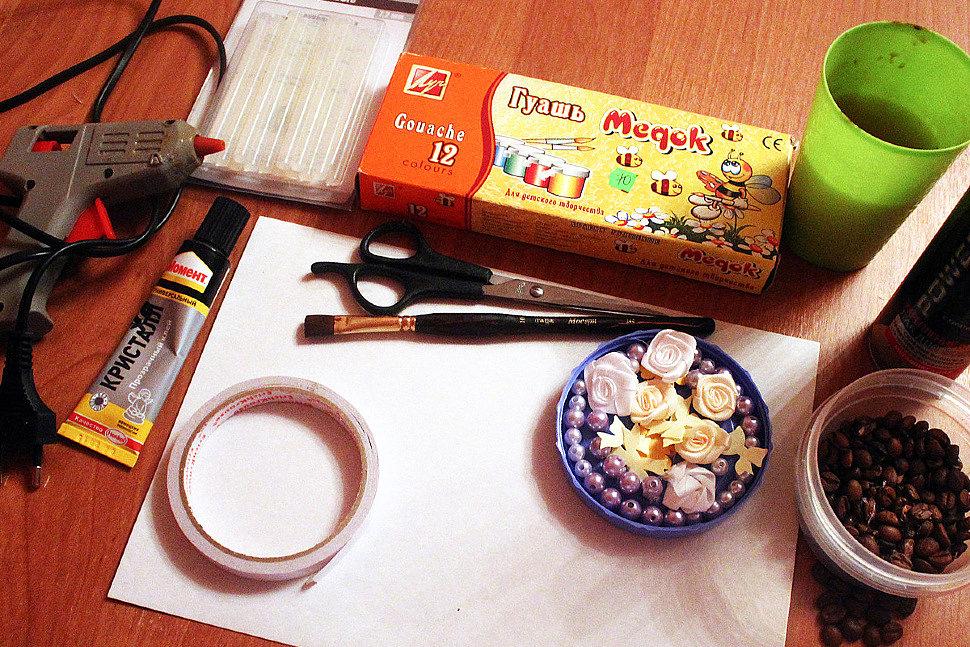 Кофейная сова своими руками: как сделать, подробный мастер-класс