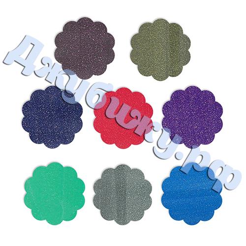 Cernit Shiny Colors- Цернит Шайни палитра цветов