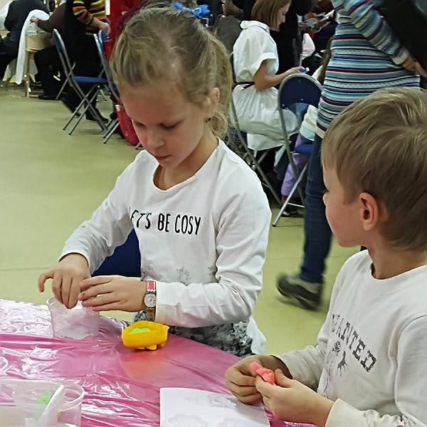 Совместное творчество с детьми фото 1