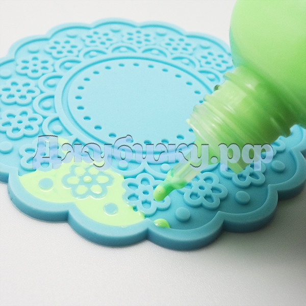 Заливка молдов жидкой пластикой