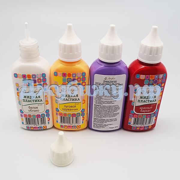 Жидкая полимерная глина от российского производителя «Артефакт» фото 1