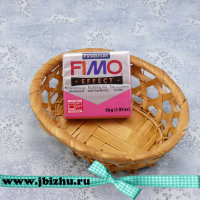Fimo Effect Double, красный кварц (286), 56 г