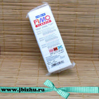 Fimo Classic, белый, 350 г
