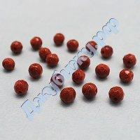 """Бусины из натурального камня """"Авантюрин"""" гранёные коричневые, 4 мм (20 шт)"""