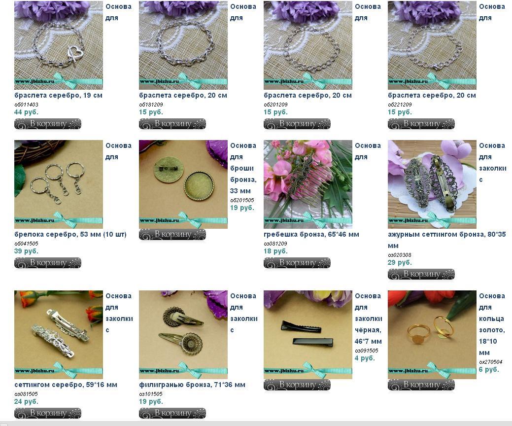 Новинки майского обновления товаров интернет-магазина Jbizhu
